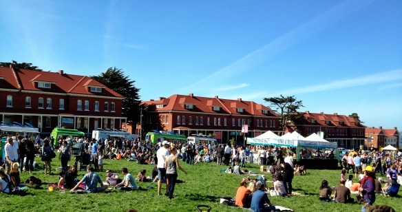 OTG Picnic at the Presidio