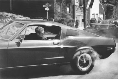 Steve McQueen as Frank Bullitt